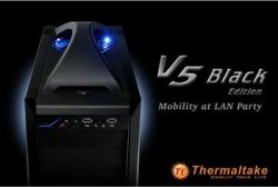 Thermaltake LAN-Mobility V5 Black Edition