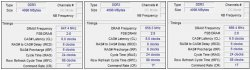 Тайминги 6-6-6 G.Skill ECO PC3-12800 CL7