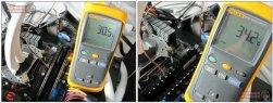 Измерение температуры памяти G.Skill ECO