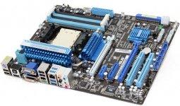 PCI слоты ASUS M4A89GTD USB 3