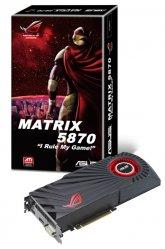 Видеокарта Asus Matrix 5870
