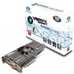 Видеокарта Sapphire HD 5870 Vapor-X 2 Гб