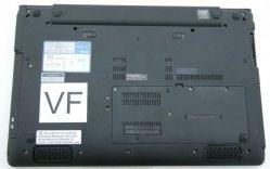 Ноутбук UL50Vf - вид снизу