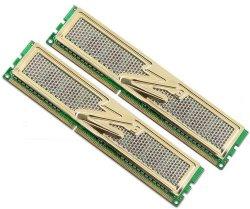 Комплект OCZ Gold Series объемом 8 Гб
