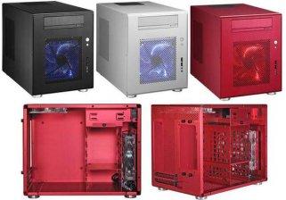 Корпуса Lian Li Mini-Q PC-Q08