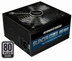 Блок питания Silencer Mk II от PC Power & Cooling
