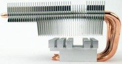 Cooler Master Vortex Plus - вид сбоку