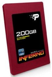 Диск из серии Inferno SSD от Patriot