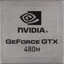 Графический чип GeForce GTX 480M