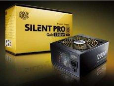 Cерия блоков питания Silent Gold Pro от Cooler Master