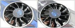 Вентилятор Sapphire Radeon HD 5830