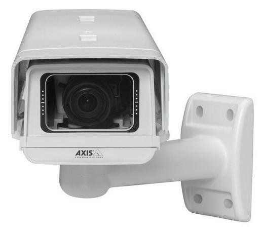 Так выглядит типичная сетевая камера