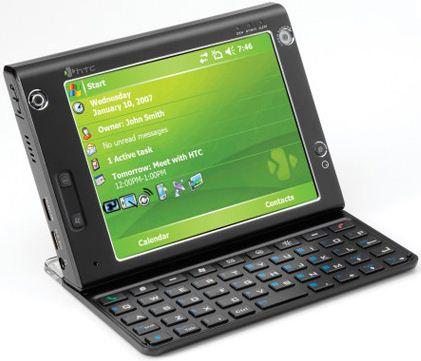 Какие поломки наиболее распространены в коммуникаторах HTC