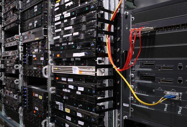 Оборудование дата-центра