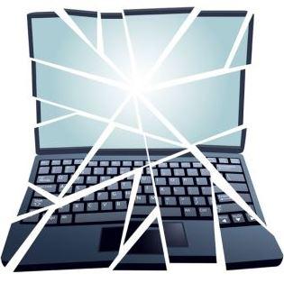 Если сломался ноутбук