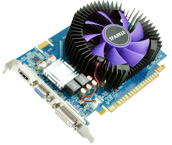 Видеокарта Sparkle GeForce GTS 450
