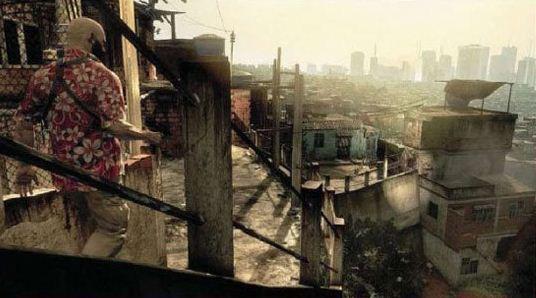 Действие игры Max Payne 3 происходит в бразильском Сан Паулу
