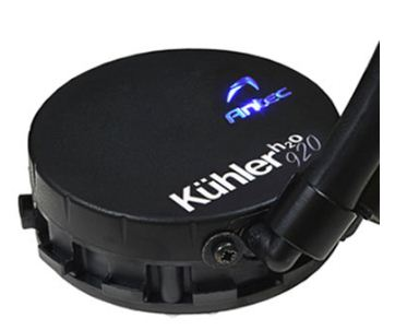 Жидкостное охлаждение процессора Antec Kühler H2O 920
