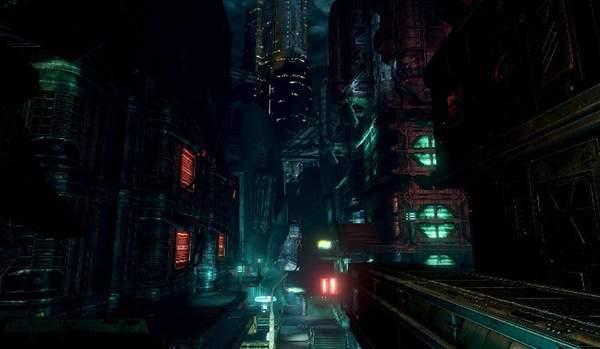 Городские джунгли на чужой планете
