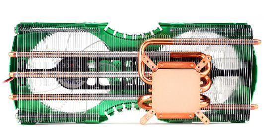 Кулер для видеокарты Zalman VF3000F