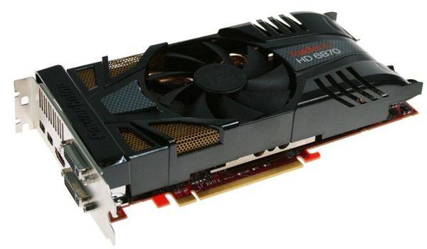 Видеокарта PowerColor Radeon HD 6870 PCS++