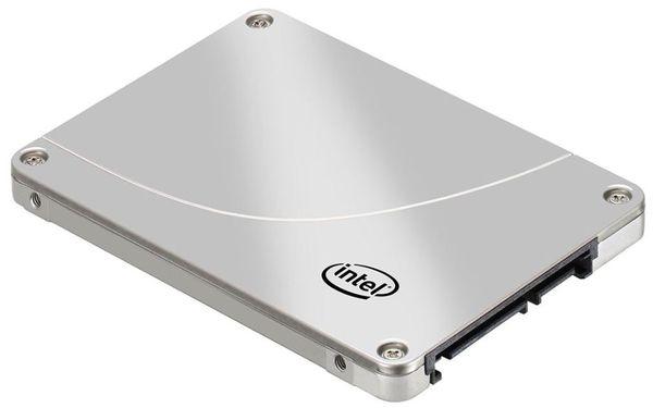SSD диски Intel серии 320