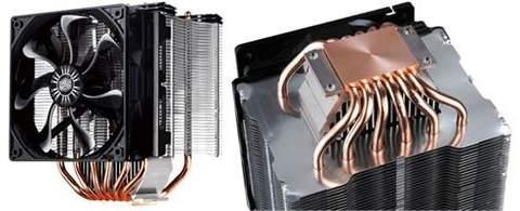 Два новых процессорных кулера представила компания Cooler Master