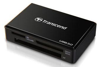 RDF8 - устройство для чтения карт памяти от Transcend