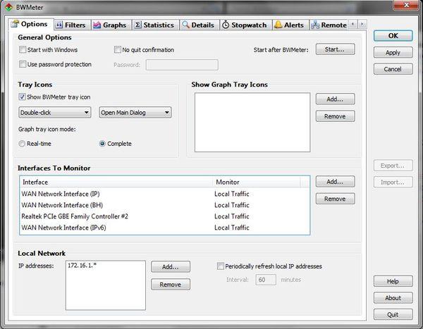 Вышла новая версия программы BWMeter