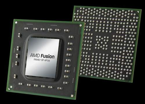AMD представили три новых APU
