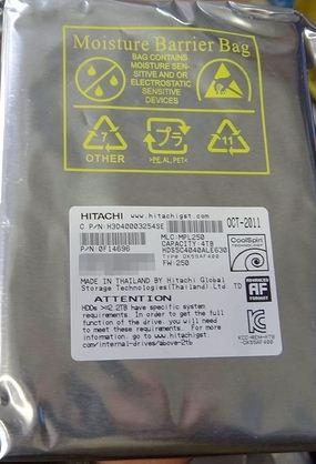 Hitachi Deskstar 5K4000