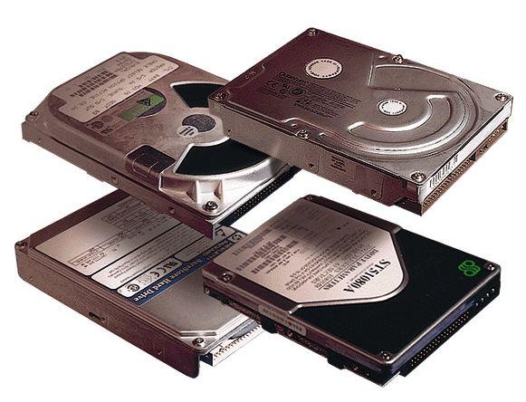 Цены на жесткие диски вернуться в норму только в 2012 году