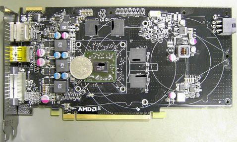 Видеокарта AMD Radeon HD 7770