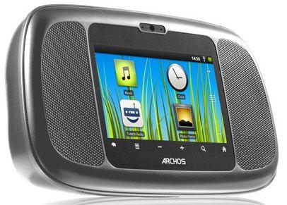 Веб-радио ARCHOS 35 Home Connect
