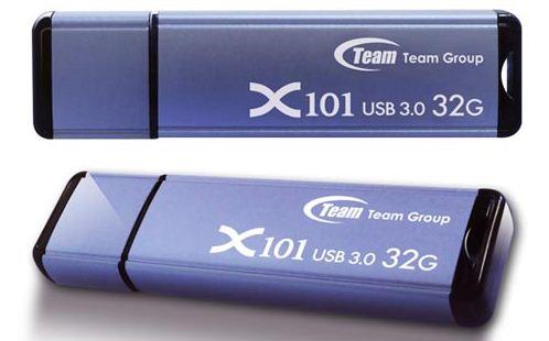 Flas-диски Team Group X101 USB 3.0