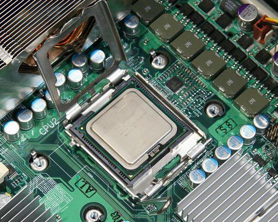 Процессоры Intel для серверов