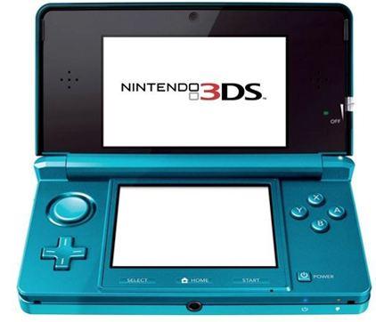 В предрождественскую неделю резко выросли продажи Nintendo 3DS