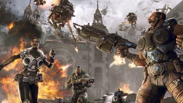 Выпущено дополнение Raam's Shadow к игре Gears of War 3