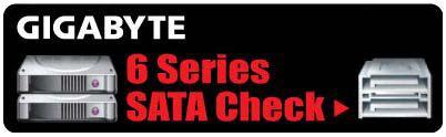 Новая утилита Gigabyte 6 Series SATA Check доступна для скачивания