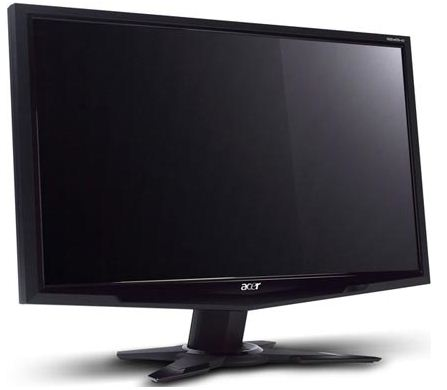 Монитор Acer GN245HQ 3D