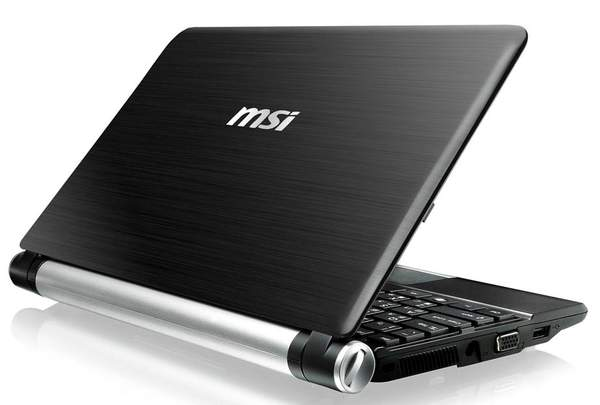 Нетбук MSI Wind U160MX