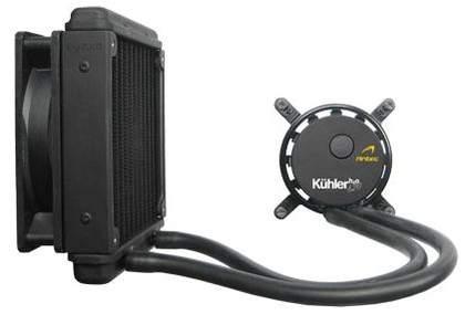 Система жидкостного охлаждения CPU KUHLER H2O 620