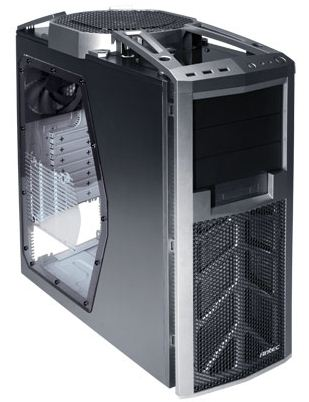 Новый корпус Antec - Six Hundred V2
