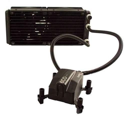 Новая система охлаждения CoolIT ECO A.L.C. 240