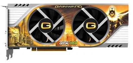 Новая видеокарта GeForce GTX 580 от Gainward