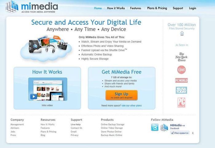 Обновился клиент для загрузки на Mimedia