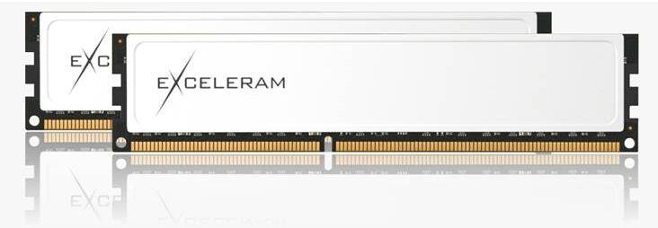Память DDR3 Black&White от Exceleram