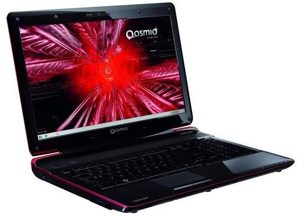 Ноутбук Toshiba Qosmio F750