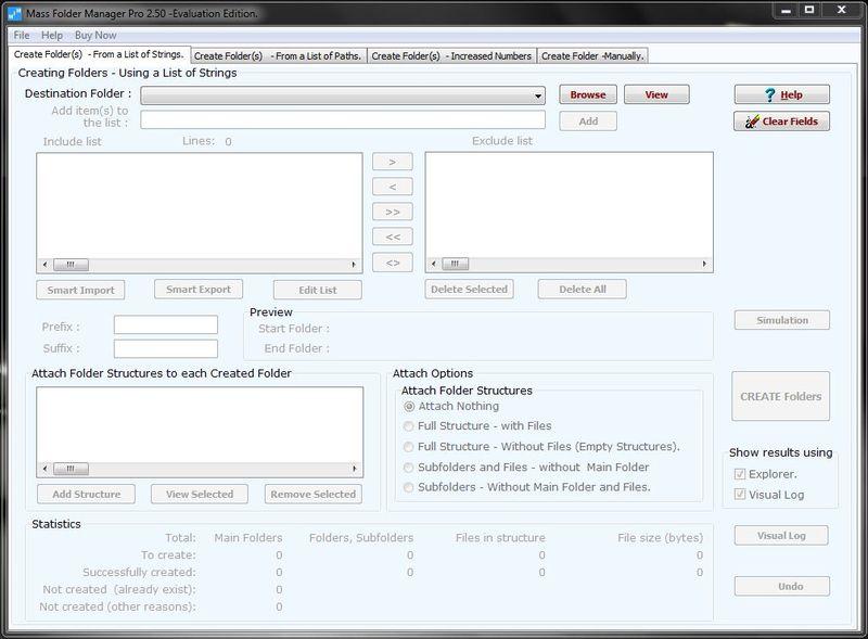 Обновилась Mass Folder Manager Pro
