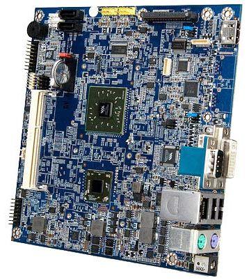 Материнская плата VIA VB8004 Mini-ITX